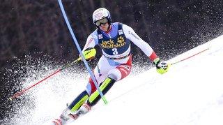 Ski alpin: Ramon Zenhäusern remporte le slalom de Kranjska Gora en Slovénie