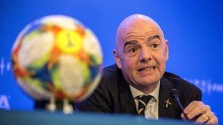 La Fifa pour un passage à 48 dès 2022