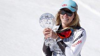 Ski alpin: Mikaela Shiffrin remporte le géant de Soldeu et un 4e Globe, Wendy Holdener 6e