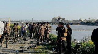Irak: au moins 77 morts dans un naufrage sur le fleuve Tigre à Mossoul