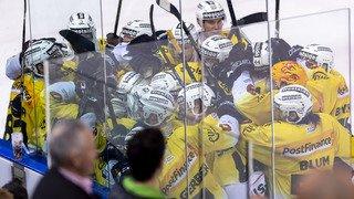 Hockey: Berne élimine Genève-Servette au terme d'un match de 118 minutes