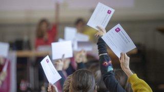 Les femmes socialistes exigent des places de crèche gratuites pour tous