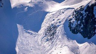 Valais: un mort et un blessé dans une avalanche au-dessus de Bovernier