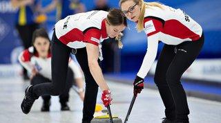 Curling - Championnat du monde dames: la Suisse championne du monde pour la 7e fois