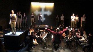 Deux Roméo, deux Juliette, Bellini et Shakespeare au théâtre du Passage de Neuchâtel.