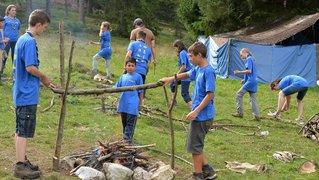 Une journée pour découvrir le scoutisme dans le canton de Neuchâtel