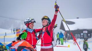 """Marianne Fatton très """"fière"""" de sa médaille de bronze mondiale par équipes"""