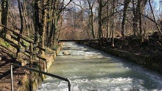 Vaud: deux cadavres retrouvés dans une rivière à Vich