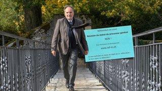 Référendum à Neuchâtel: «Non à un procureur général tout-puissant»