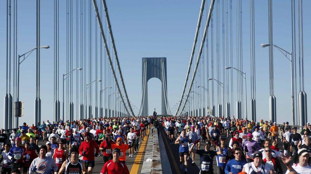 Le marathon de New York se courra le 3 novembre prochain.