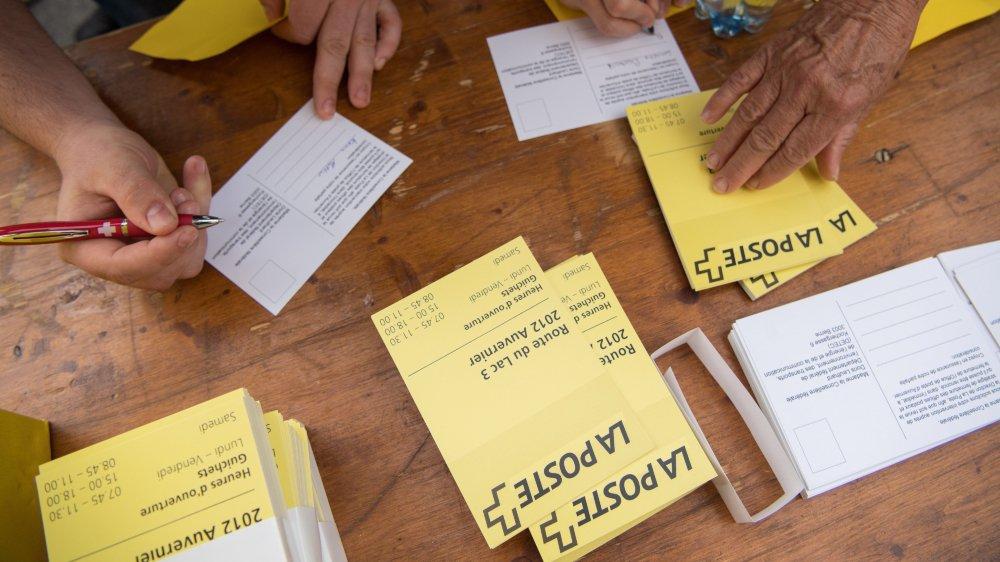 En mai 2018, de nombreux habitants d'Auvernier et de la région ont marqué leur attachement à leur office postal en écrivant près de 500 cartes au Conseil fédéral.
