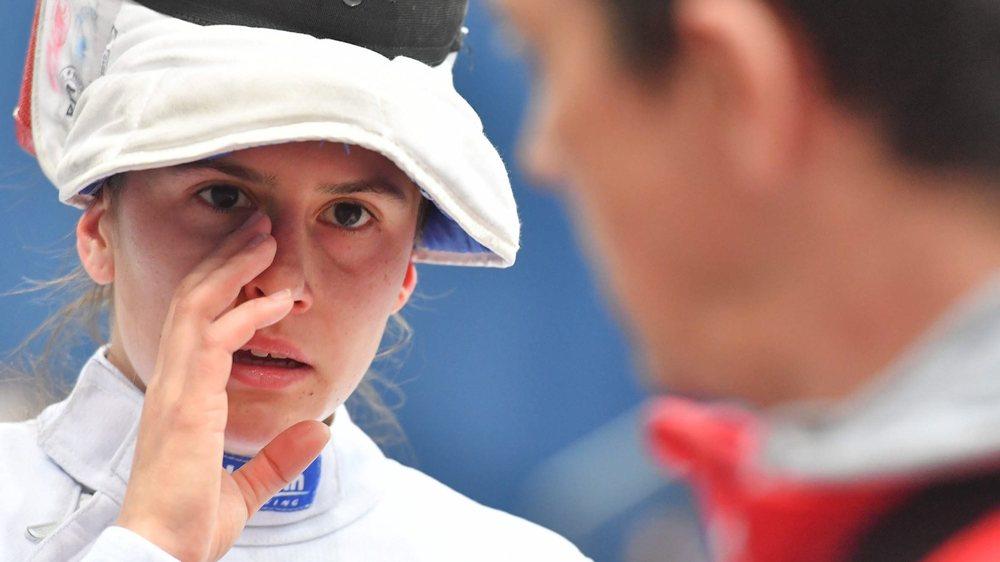 Pauline Brunner confirme les espoirs placés en elle au niveau international.