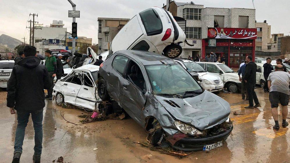 Les inondations ont dévasté plusieurs provinces.