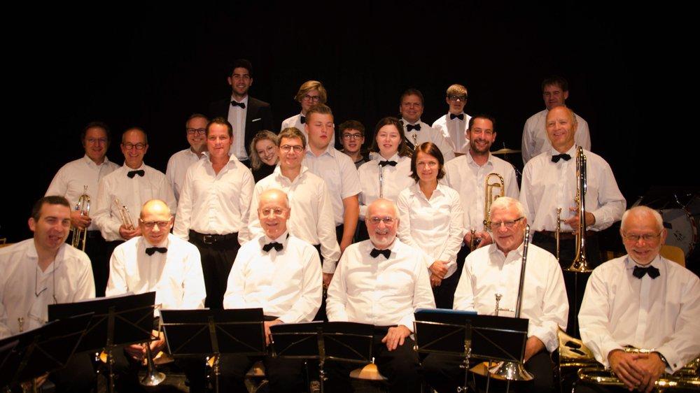 La fanfare rassemble les incroyables talents de la vallée