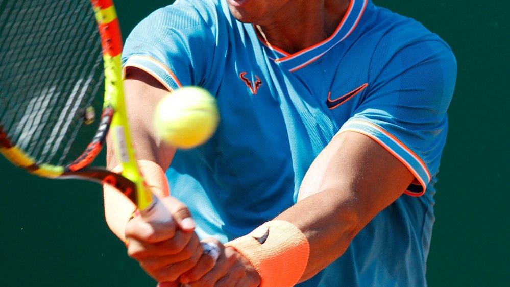Rafael Nadal n'a laissé que deux jeux à Roberto Bautista Agut.
