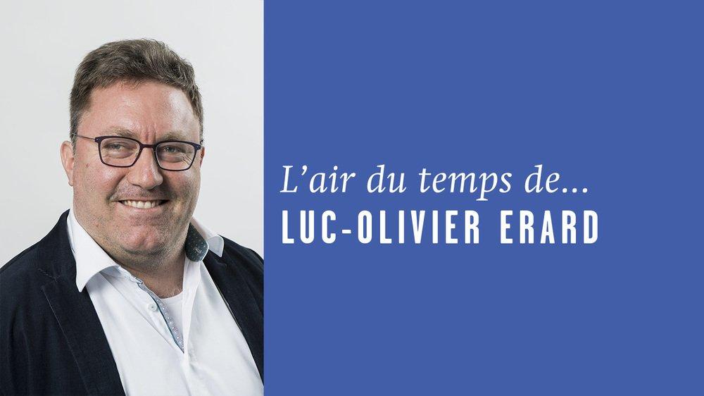 «Trumperies sur la marchandise», l'air du temps de Luc-Olivier Erard