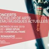 Bachelor of Arts - HEMU Musiques Actuelles