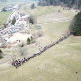Course aux oeufs - TCS - La Robella Val-de-Travers