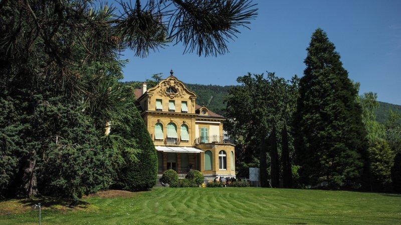 Neuchâtel aurait trouvé un acquéreur pour la Villa Perret