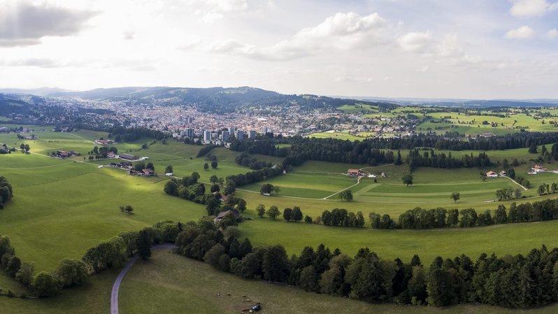 Neuchâtel est un des deux cantons à avoir perdu des habitants en 2018