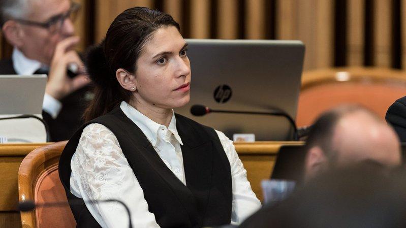 L'UDC neuchâteloise ne regrette pas le départ d'Olga Barben