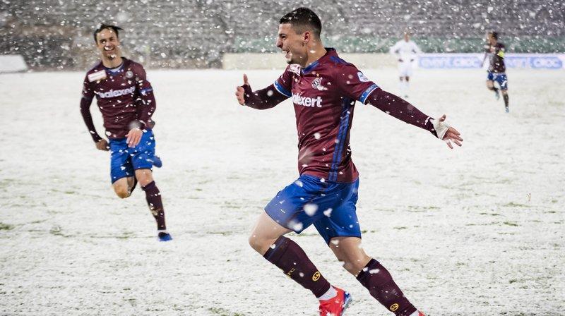 Vainqueur de Lausanne, Servette file vers la Super League