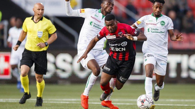 Xamax - Saint-Gall 0-1: ce qu'il faut retenir