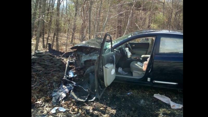 Le passager à huit pattes a causé beaucoup de dégâts.