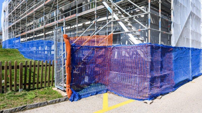 Hauterive: le bâtiment de la Souris Verte sera sécurisé