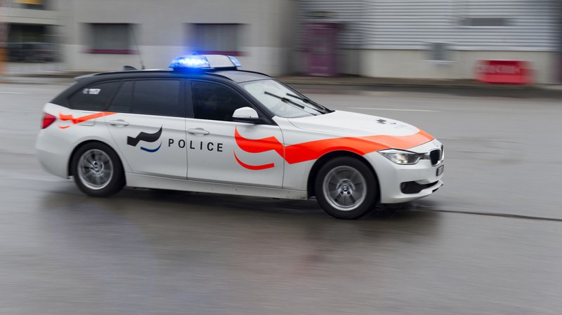 Collision frontale: un automobiliste de 29 ans perd la vie entre Morat et Salvagny (FR)