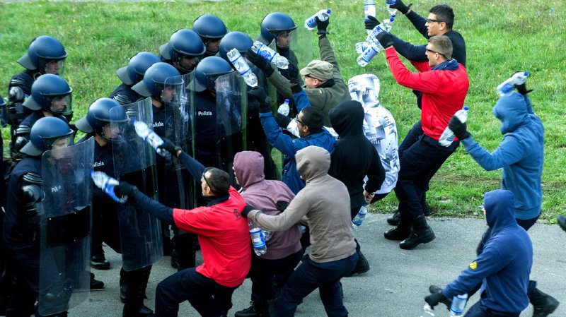 Dès cet automne, les nouveaux aspirants policiers suivront cette nouvelle filière (illustration).