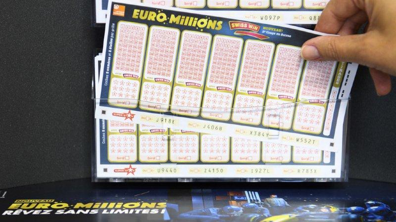 Loterie: aucun joueur ne devine la bonne combinaison de l'Euro Millions