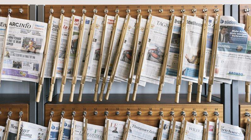 Découvrez notre revue de presse dominicale.
