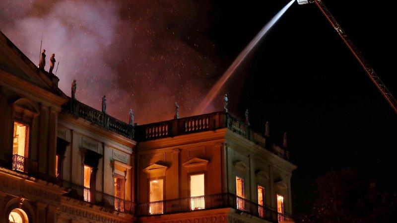 Avant Notre-Dame de Paris, d'autres monuments historiques ont été ravagés par les flammes