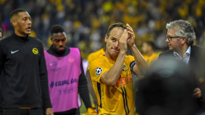 Football: 50 fois international et capitaine d'YB, Steve von Bergen prendra sa retraite en fin de saison