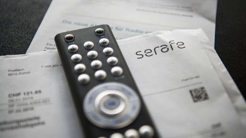 Redevance radio-TV: chaque ménage touchera une indemnité de 50 francs pour la TVA perçue en trop