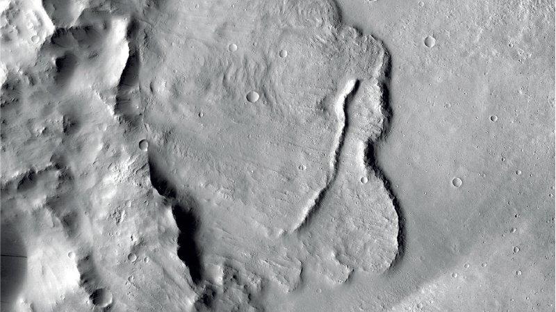 Espace: la NASA annonce les premiers humains sur Mars pour 2033