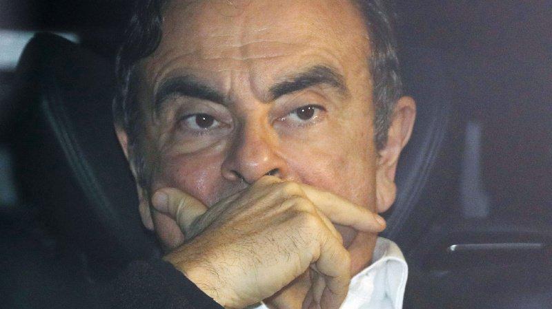 L'ex-directeur général de Renault-Nissan se trouve réduit au silence alors qu'il avait annoncé une conférence de presse pour le 11 avril.