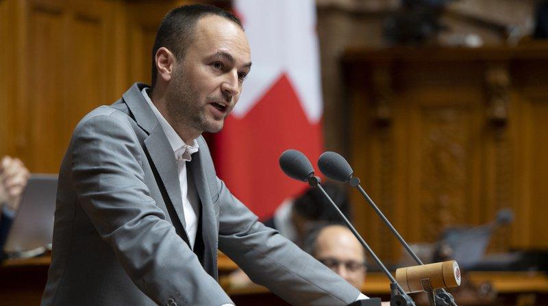 Homophobie: le conseiller national Mathias Reynard dénonce des pratiques de l'UDF