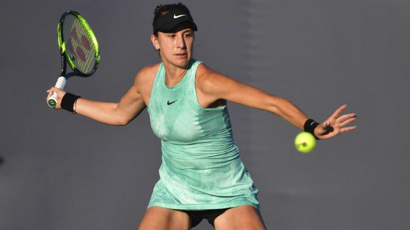 Tournoi WTA de Lugano: Bencic KO, Bacsinszky et Vögele OK