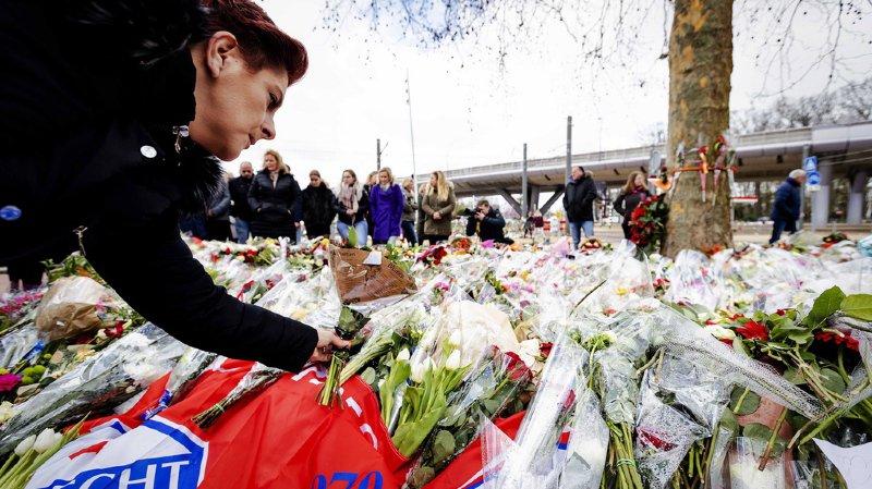 Pays-Bas: le bilan de la fusillade d'Utrecht monte à quatre morts