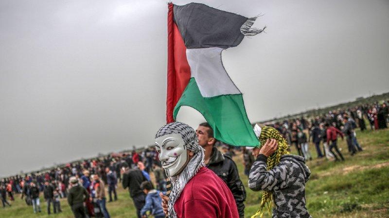 L'intensité attendue des affrontements entre les manifestants Gazaouis et l'armée israélienne n'a pas été atteinte.
