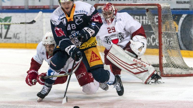 Hockey sur glace - National League: Lausanne et Bienne ont pris une bonne leçon