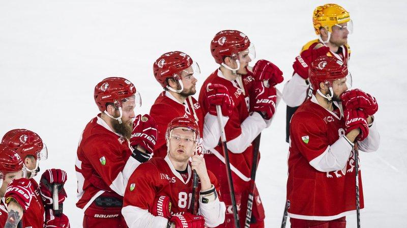 Hockey: Lausanne est proche de l'élimination et Berne égalise face à Bienne