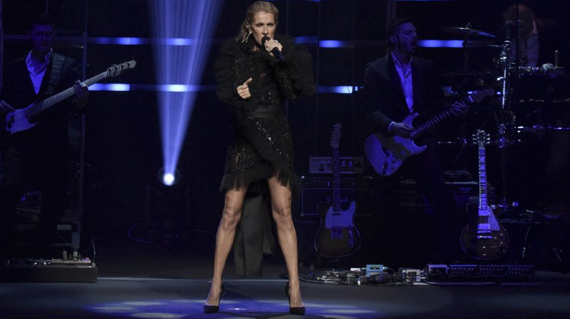 Musique: nouvel album et première tournée depuis dix ans pour Céline Dion