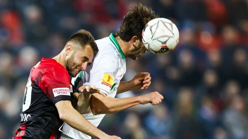 Football – Super League: Sion accroché, Xamax battu