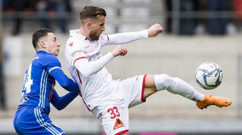 Football – Super League: Sion termine sur un nul face à Lucerne