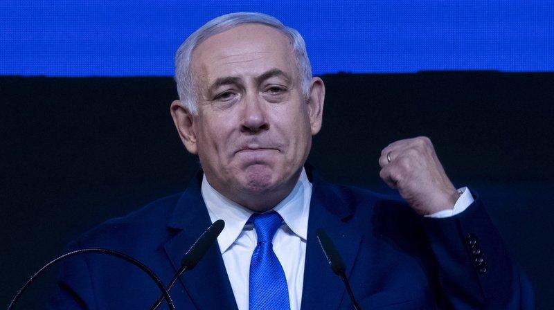 Israël: le Premier ministre israélien Netanyahu vole vers un 5e mandat