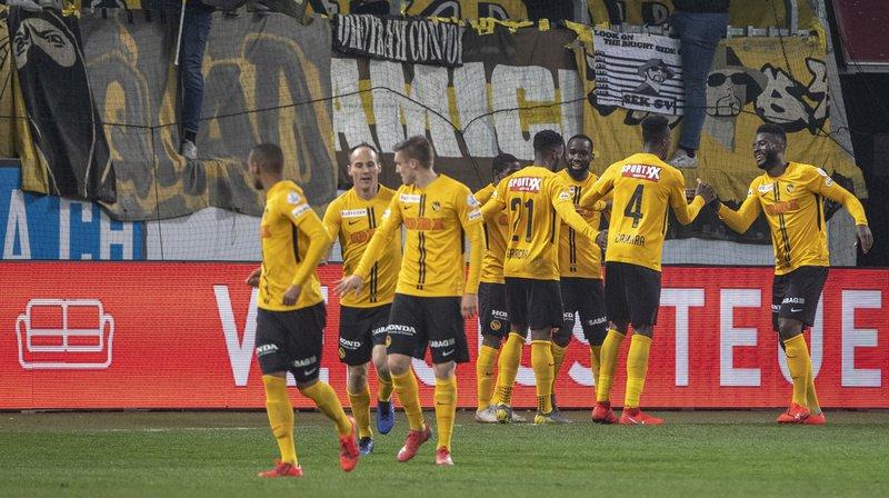Football – Super League: les Young Boys tout près du titre