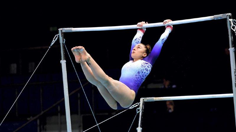 Dimanche, Ilaria Käslin pourra viser une médaille à la poutre lors de la finale aux engins.